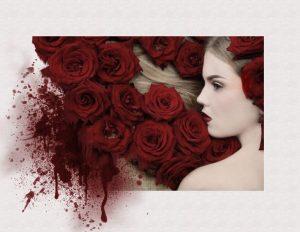 http://saperlipop.deviantart.com/art/Woman-with-Roses-256031358