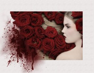 http://saperlipop.deviantart.com/art/Woman-with-Roses-256031358