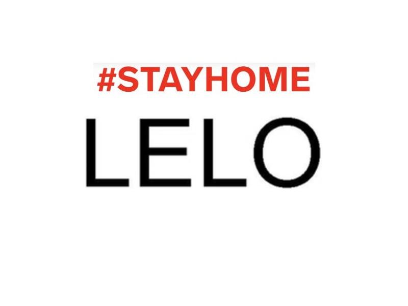#STAYHOME Z LELO
